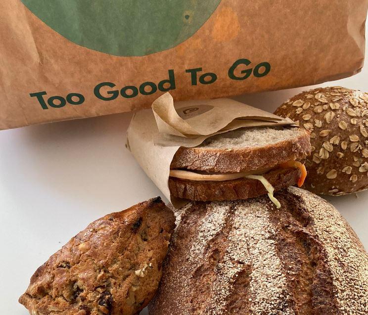 Too Good To Go App zur Lebensmittelrettung